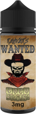 WANTED COCO MUSTANG bottle