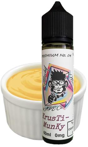 A smooth seductive blend to make an Ultra VaNilla Custard flavour …