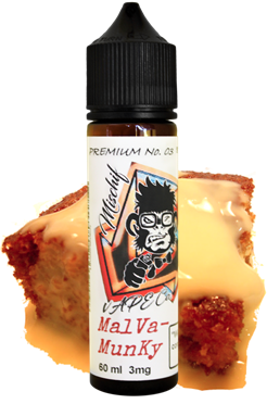 MalVa MunKy – for all lovers of a warm dessert with a smooth blend of custard and malva pudding